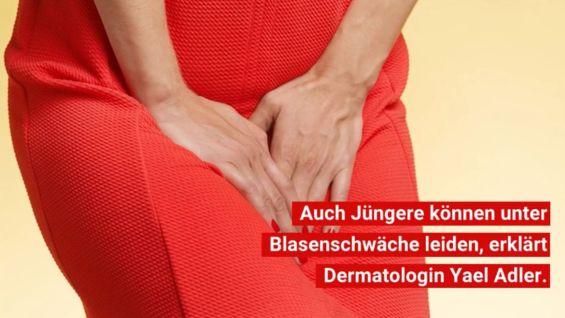 Focus online - Gesundheit | Dr. Yael Adler - Darüber spricht man nicht | Inkontinenz: Was hilft, wenn es untenrum tröpfelt | 07.09.2018