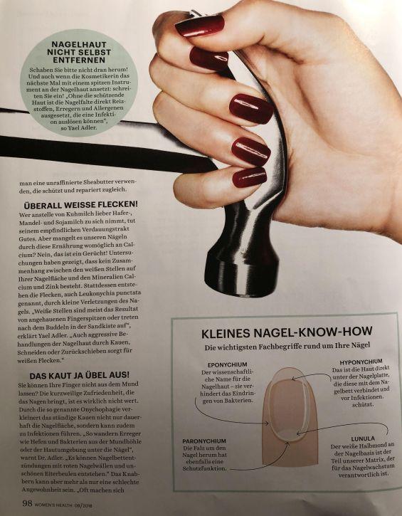 Thema Fingernägel