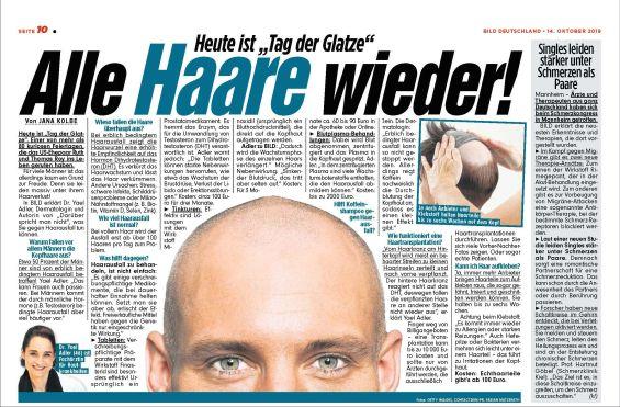 Das hilft wirklich gegen Haarausfall | Dermatologin Dr. Yael Adler erklärt, was Sie tun können