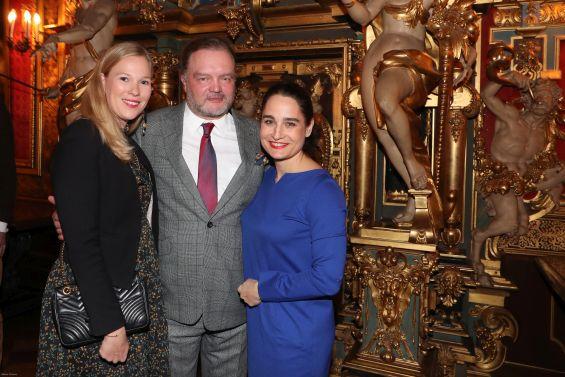 Alexander Fürst zu Schaumburg-Lippe feierte seinen 60. Geburtstag mit 350 Gästen