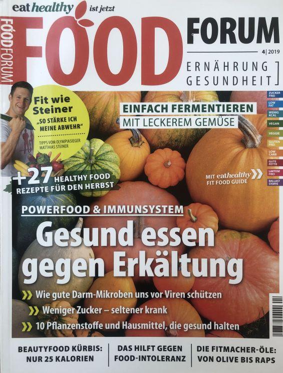 Jünger bleiben mit Anti-Aging-Food