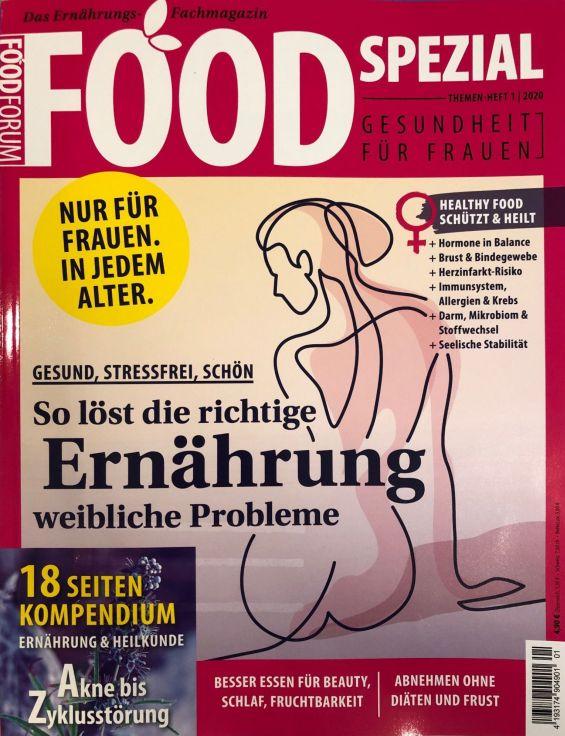 So löst die richtige Ernährung weibliche Probleme