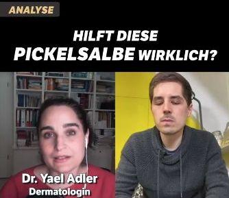 Analyse: Hilft diese Pickelsalbe wirklich?