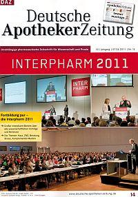 Apothekerzeitung Bericht Interpharm 2011