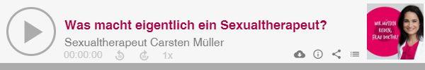Was macht eigentlich ein Sexualtherapeut?