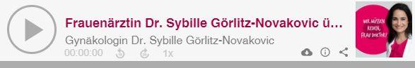 Frauenärztin Dr. Sybille Görlitz-Novakovic über Wechseljahre und vaginale Lasertherapie