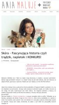 Skóra - Fascynujaca historia czyli tradzik, napletek i KONKURS! | 01.2017