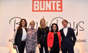 Bunte Beauty days Experten Panel über