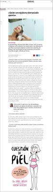 ideal.es | Quien se enjabona demasiado apesta | 18.07.2017