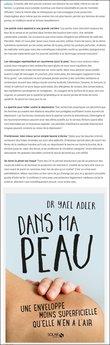 huffingtonpost.fr | 13 vérités sur votre peau bonnes à savoir (et que vous ignoriez peut être) | 20.05.2017