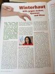 Hauptsache gesund | mdr-Journal | Winterhaut: Hilfe gegen Jucken, Spannen, Risse | 02.2017