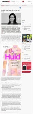 nieuws.nl: Boek De Huid helpt alle mythes om zeep | 26.02.2017