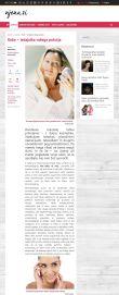 njena.svet24.si | Koža – izdajalka vašega pocutja | 02.12.2017