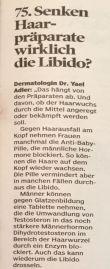 BILD am SONNTAG Gesundheit| 100 Fragen | Ärzte antworten | 25.03.2018