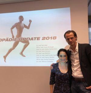 """Vortrag """"Haut und Knochen"""", Update Orhopädie 15.-17.06.2018"""
