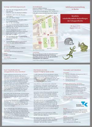 Vortrag: Welche Möglichkeiten gibt esin der naturheilkundlich orientierten hautarztpraxis Psoriasis zu behandeln?   28.03.2018