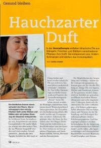 Dr. Yael Adler - Aromatherapie