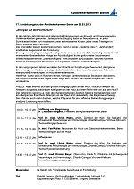 """17. Fortbildungstag der Apothekerkammer Berlin am 03.03.2013 - """"Allergien auf dem Vormarsch"""". Dr. med. Yael Adler, Fachärztin für Haut- und Geschlechtskrankheiten, Berlin, Vortrag: Allergien auf der Haut"""