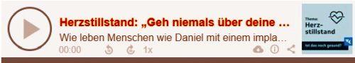 Herzstillstand: Geh niemals über deine Grenzen – mit Daniel Engelbrecht und Philipp Sommer