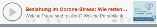 Beziehung im Corona-Stress: Wie retten wir unsere Partnerschaft? Mit Prof. Anne Milek