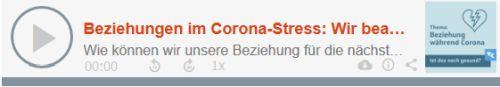 Beziehungen im Corona-Stress: Wir beantworten eure Fragen