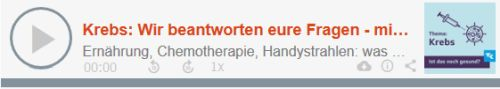 Krebs: Wir beantworten eure Fragen - mit Dr. Niels Halama vom NCT